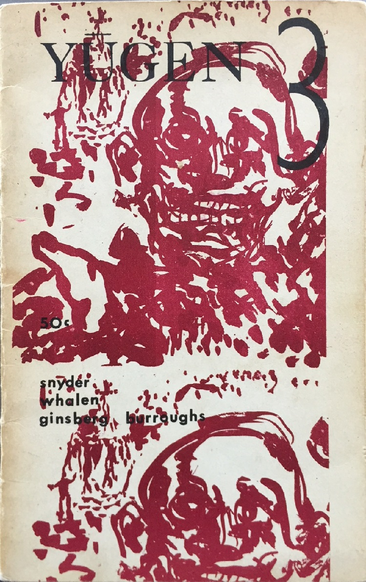 """New York: Totem Press, 1958 """"Have You Seen Pantapon Rose?"""" [excerpt from Naked  Lunch] (M&M C3) (ES III-1) (BS C5)"""